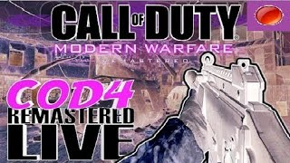 Call of Duty: Modern Warfare Remastered Multiplayer Game play! (COD MWR 1v1 Game play)