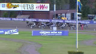 Vidéo de la course PMU PRIX SVENSK TRAVSPORTS UNGHASTSERIE - TREARINGSLOPP - STON