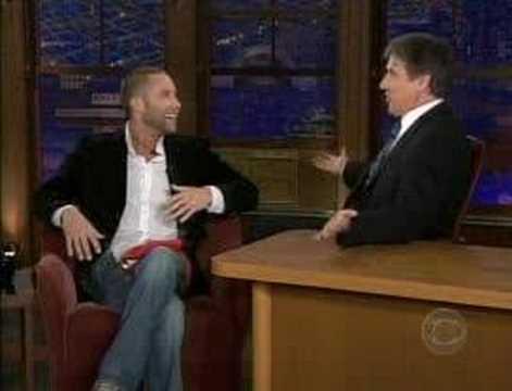 Michael Rosenbaum On the Craig Ferguson Show streaming vf