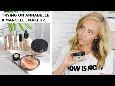 My Thoughts On Annabelle & Marcelle Makeup   PersonallyPaige.com