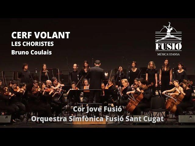 Cerf volant [Les Choristes] (Bruno Coulais) - Cor Jove Fusió i Orquestra Fusió Sant Cugat