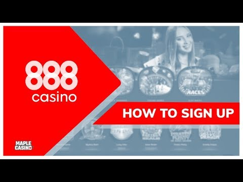 888 Casino | Watch How Quick And Easy It Is To Sign Up For An Account | 2020