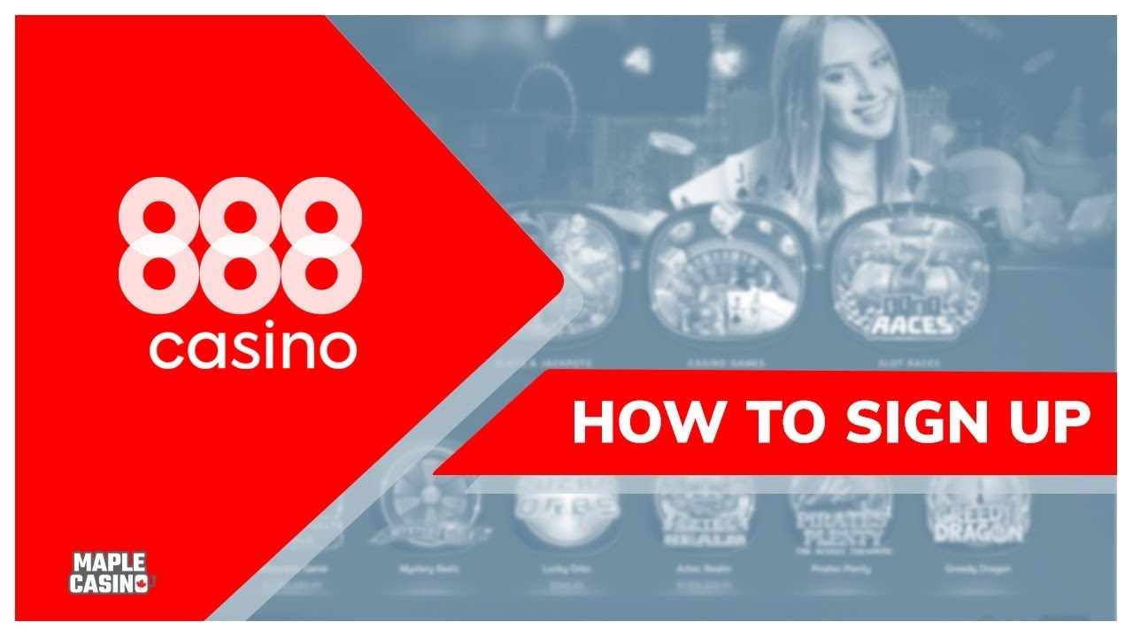 888 Casino Watch How Quick And Easy It Is To Sign Up For An
