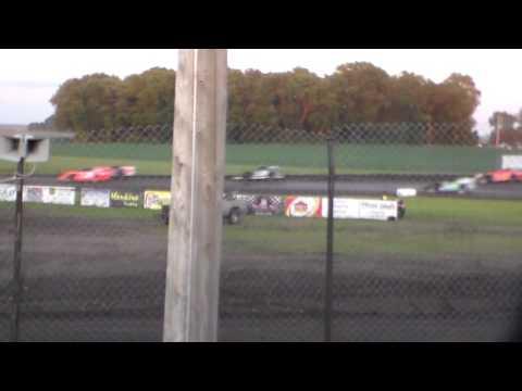 Modified Heat 4 @ Hancock County Speedway 08/13/16