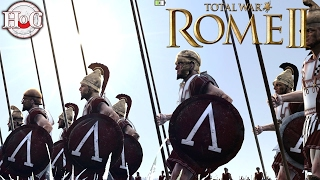 2v2 Battle - Total War Rome 2 Online Battle Video 392
