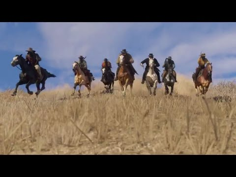 Red Dead Redemption 2 World Premier Trailer