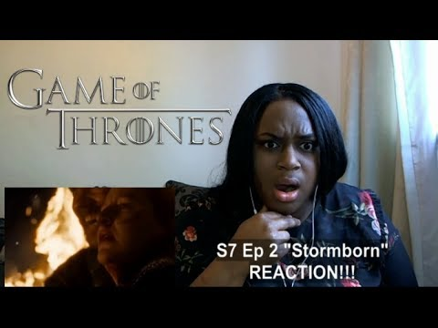game of thrones s7 e2 stormborn reaction youtube. Black Bedroom Furniture Sets. Home Design Ideas