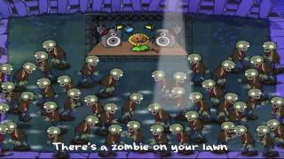 Plants vs Zombies Credits - HD