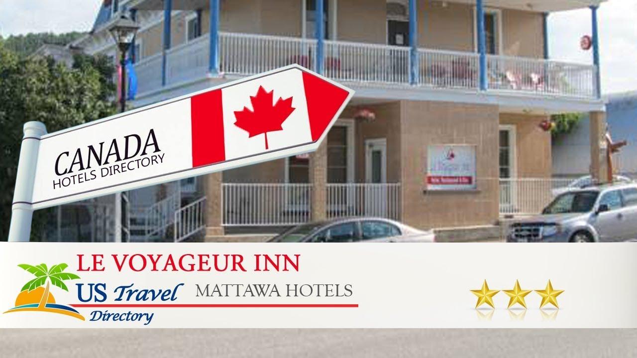 Le Voyageur Inn Mattawa Hotels Canada