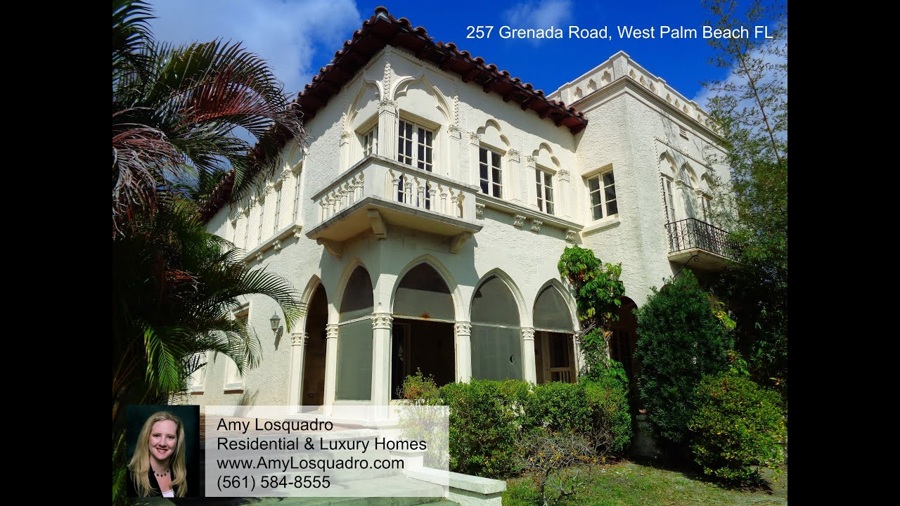 Historic El Cid Home For West Palm Beach Real Estate