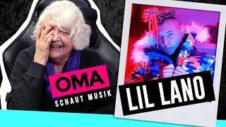 Oma schaut Musik - Lil Lano
