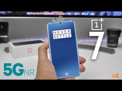 OnePlus 7 Release Date, 10GB RAM, 5G Network, Price, First Look, Specs, Features, Trailer, Concept