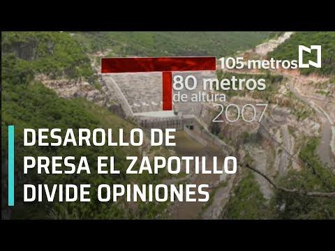 Presa El Zapotillo inundaría tierras y afectaría habitantes - En Punto con Denise Maerker