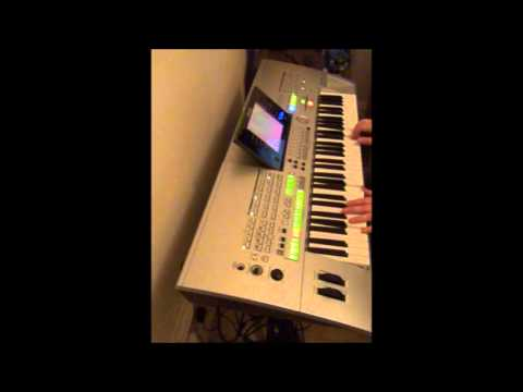 yamaha tyros organ bank demo reed organ youtube. Black Bedroom Furniture Sets. Home Design Ideas