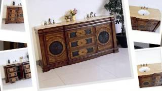 Antique Bathroom Vanity Furniture