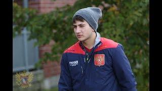 Нападающий U18 Павел Ротенберг: В любой команде все должны быть друг за друга