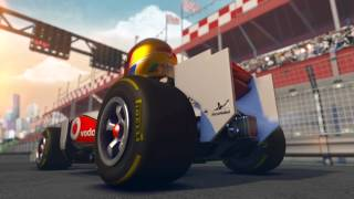 F1 Race Stars - Announcement Trailer