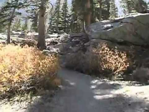 1 Mt. Whitney Trail UP at 3xSpeed Mile 0 to 5.75 Part 1 of 2 // 1MW3x