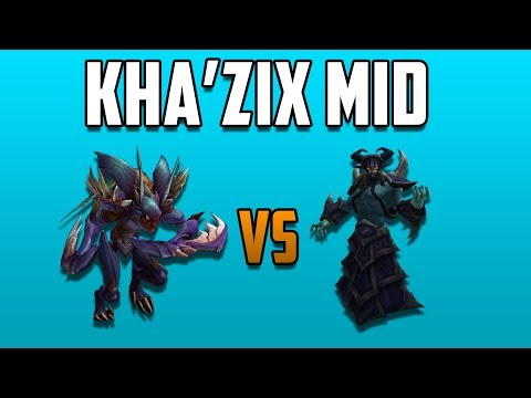 Kha'Zix Mid - Season 3 Flashback - League of Legends thumbnail