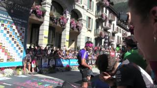 2015 Ultra-Trail du Mont-Blanc Top-Men's Finishes