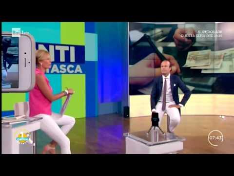 Valentina Bisti rubrica #contiIntasca parla con Gianluca Timpone di #contidormienti