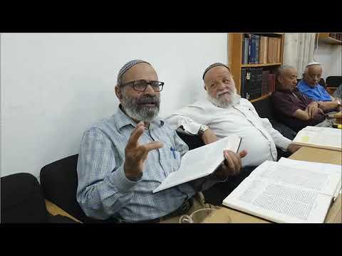 הרב דר' אורי מלמד - הלכות תשובה לרמב''ם 30 [אודיו]