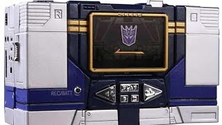Video MP-13 Masterpiece Soundwave with Laserbeak download MP3, 3GP, MP4, WEBM, AVI, FLV Agustus 2018