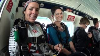 I BELIEVE I CAN FLY! - Skydive Dubai