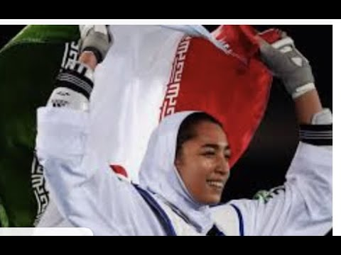 Iranian Olympic medalist defects