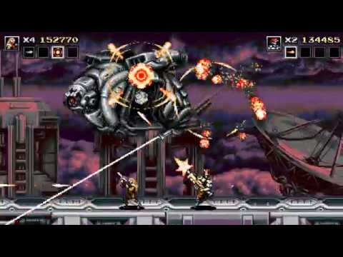 Blazing chrome mission 4 - Fall is upon us |