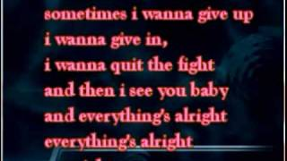 WHEN I SEE YOU SMILE by BAD ENGLISH w/ lyrics