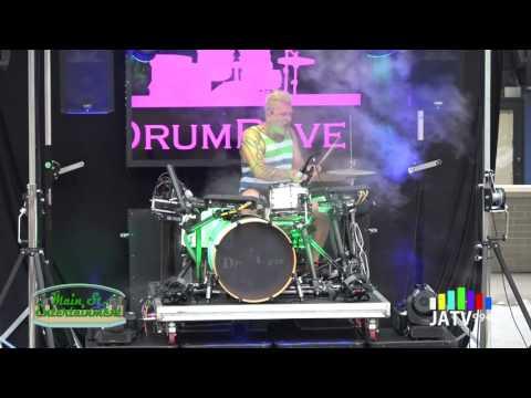 2017 Main Street Entertainment - Drum Rave