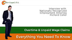 Dirty Tricks Employers Use To Steal Wages (Top Florida Overtime Attorney Tells All)