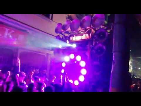 DJ balaji MAU 2018 Durga pooja visarjun Navratri road show 2018