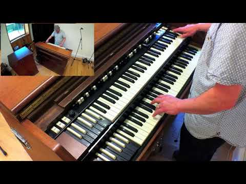 The Hammond organ - genius engineering and musical icon of the 20th Century