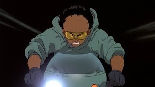 The 1988 animated movie Akira synced to the electronic song Windowl...