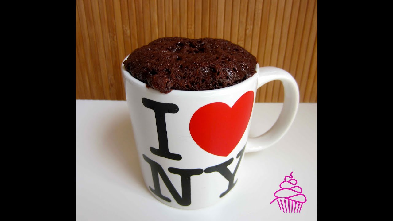 Brownie En Una Taza En 2 Minutos Repostería Youtube