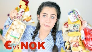 What can you buy in Norway for 1€? | Mon Amie
