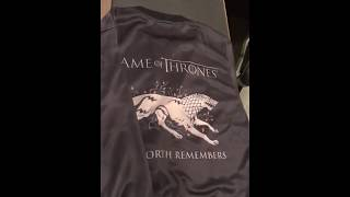 Kit Harington GOT King in North Game Of Thrones North Remembers Jacket