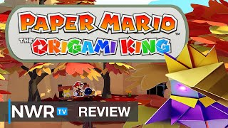 Paper Mario: The Origami King (Switch) Review (Video Game Video Review)