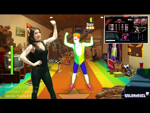 """Just Dance with Goldamsel 