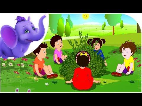 The Mulberry Bush - Nursery Rhyme
