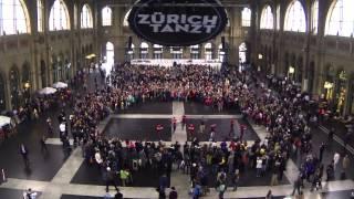 Tonhalle-Orchester Zürich Flash Mob 3. Mai 2013