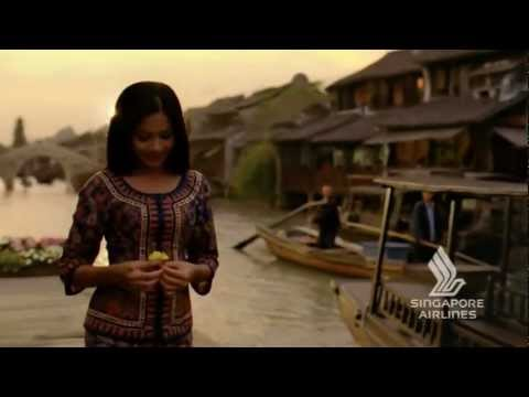 Across the World With the Singapore Girl | Singapore Airlines