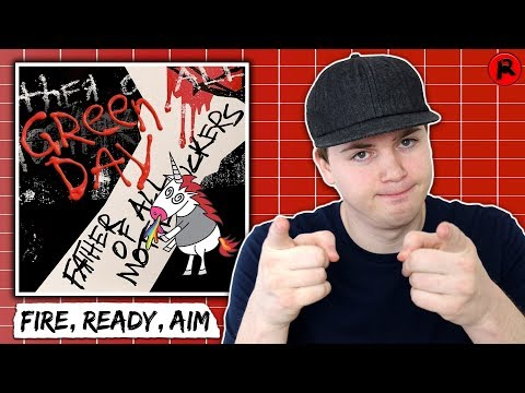 GREEN DAY - FIRE, READY, AIM | TRACK REVIEW