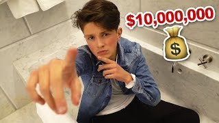 15 YEAR OLD KID IN $1,000,000 HOTEL!! 💰 (Best Hotel Ever)