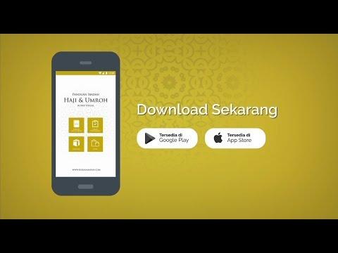 Download Aplikasi Panduan Ibadah Haji dan Umroh Sekarang Juga!