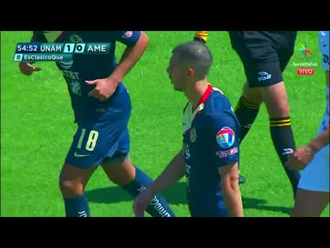 Resumen | Pumas UNAM 1 - 0 Am�rica | LIGA Bancomer MX - Clausura 2019 - Jornada 7