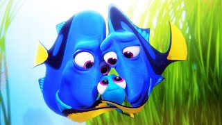 FINDING DORY Clips (2016)
