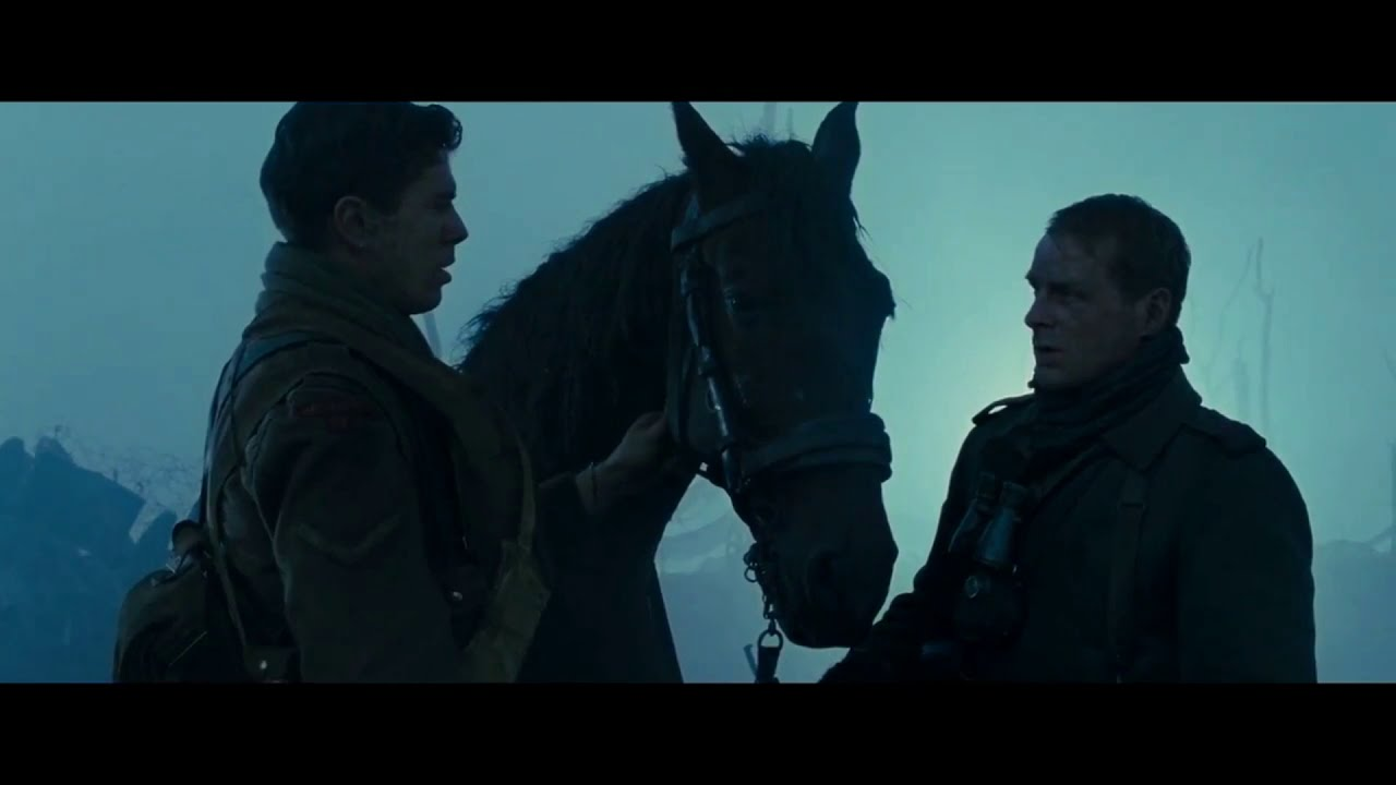 Download War Horse (2011) - Saves the horse scene